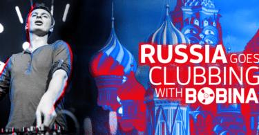 Russia Goes Clubbing